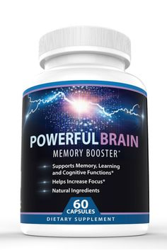 Staying focused, studying and learning are so exhausting. That´s why I tried this memory booster recently and I have some great success with it.