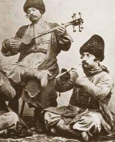 Bosha gypsies, 19th century Gypsy