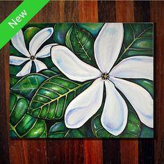 Colleen Wilcox Art-Hawaii based Tropical & Surf Artist