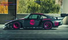 The Bisimoto Porsche 935 all-electric 911 boasts 637 horsepower and genuine Kremer 935 bodywork. Porsche 935, Electric Porsche 911, Porsche Cars, Honda Odyssey, Le Mans, Volkswagen, Reverse Trike, Weird Cars, Crazy Cars