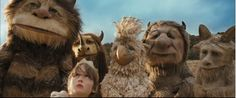 where the wild things are movie pics | New Where the Wild Things Are Trailer