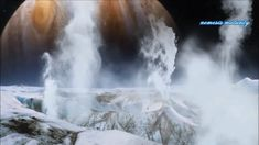 NASA Just Found Evidence of Massive Water Plumes on Jupiter's Moon Europa Hubble Space Telescope, Space And Astronomy, Jupiter's Moon Europa, Jupiter Moons, Planets And Moons, Dwarf Planet, Hubble Images, Our Solar System, Nebulas