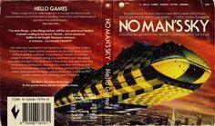 No Man's Sky - Alternate Classic Sci-Fi Covers #scifi #PS4 #NoMansSky #classic #retro #retrodesign #1970s #gaming #spaceship #space #videogame #HelloGames