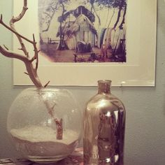 Susan Manrao hangs Matt Schwartz 's work. Instagram pic! Image available on PurePhoto.com