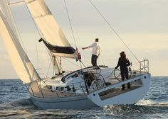 Salona 44 Yacht Charter, 4 cabins, 8+2 berths. Available for charter in Croatia, Greece and Italy.