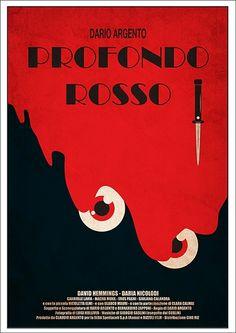 Deep Red - Argento. Great suspense movie