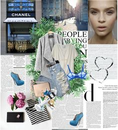 """""""Senza titolo #1449"""" by aanyaa ❤ liked on Polyvore"""