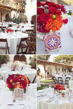 Casa Romantica San Clemente Wedding