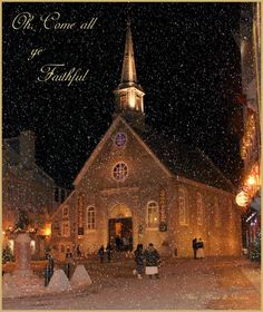 Aiken House & Gardens: December in Old Quebec