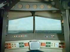 Flying Sub cockpit