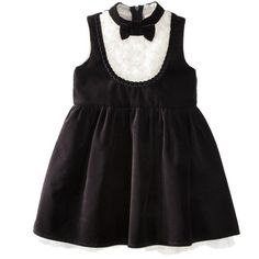 Tuxedo dress, Harajuku Mini