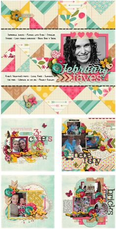 A Fresh Start by Zoe Pearn & Digital Scrapbook Ingredients - now available at Sweet Shoppe Designs