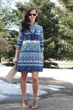 jillggs good life (for less) | a style blog: my everyday style: spring dress-ing with Old Navy!