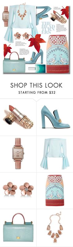 """The Head Turners"" by helenaymangual ❤ liked on Polyvore featuring Mulberry, Shinola, Boohoo, Allurez, White Stuff, Dolce&Gabbana and Kendra Scott"