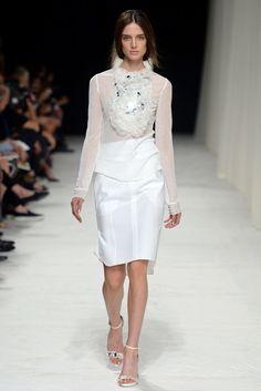 Nina Ricci Spring 2014 Ready-to-Wear Fashion Show - Kate Goodling