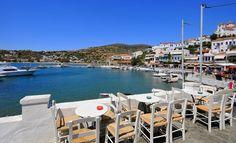 Batsi, Andros island Greece Art & Architecture