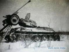 Русские танки атакуют