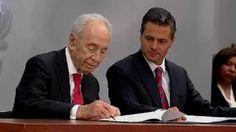 El presidente de México visitará Israel en 2017 - http://diariojudio.com/noticias/el-presidente-de-mexico-visitara-israel-en-2017/178532/