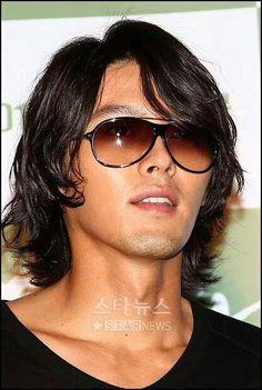 Hyun Bin long hair!!!