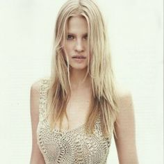 Lara Stone by Josh Olins for Vogue Netherlands May 2012