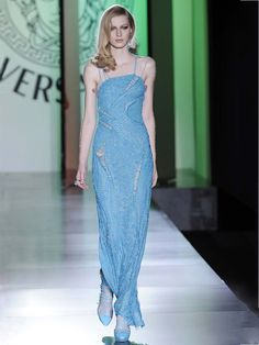 Versace couture fall 2012 in Paris