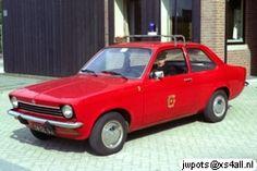 Roepnummer:3 / Kenteken: 54-GL-02 / Type voertuig:DA / Merk & Type: Opel Kadett C / Bouwjaar: 1975 / In dienst: 1975 / Uit dienst:198(?) / Standplaats: Amersfoort