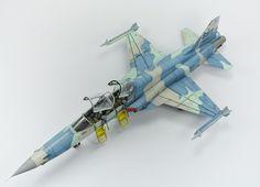 F-5B RTAF Model scale 1/48