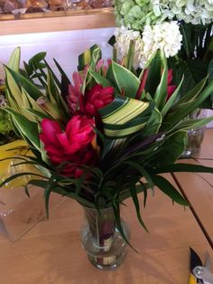 Round Splash Bouquet