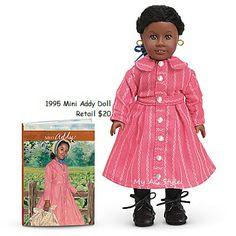 American Girl Doll Mini Addy