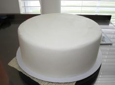 How to make buttercream icing as smooth as fondant