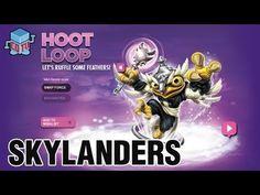 Skylanders Swap Force Hoot Loop Combinations #skylanders #toys #collecting