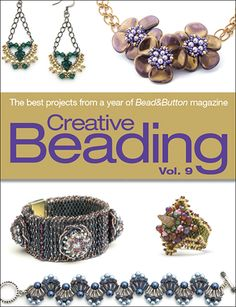75 projects using many different stitches and beading techniques! $29.99