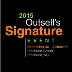 CSRHub's Cynthia Figge speaking at Outsell's Signature Event