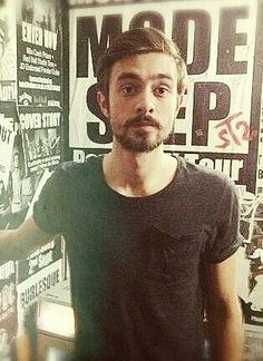 Kyle from bastille actually bae right here