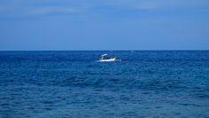 Fischer vor der Insel Bali