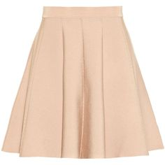 Parker Zoey Skirt ($300) ❤ liked on Polyvore