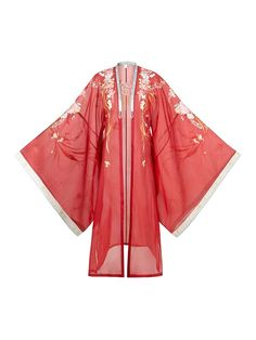 ⋋✿ ⁰ o ⁰ ✿⋌ Fantasy Dress, Chinese Clothing, Cosplay, Hanfu, Traditional Dresses, Kimono Top, Girls Dresses, Asian, Model