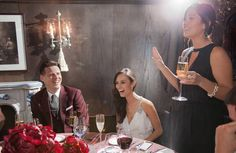 Maid Of Honor Wedding Speech Tips - How To Write The Best Maid Of Honor Wedding Speech - Town  Country Magazine