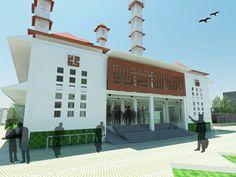 2 - Sayembara Masjid Agung Pemalang 2016