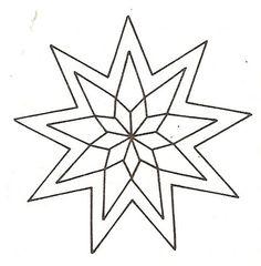 9 sided star point star clipart etc nine pointed star patterns rh pinterest com Christmas Star Clip Art Star Shapes Clip Art