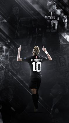 Sports – Mira A Eisenhower Neymar Psg, Cristiano Ronaldo Juventus, Best Football Players, Soccer Players, Football Prayer, Neymar Jr Wallpapers, Neymar Football, Barcelona Players, Foto Top