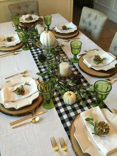 120 hottest christmas table decorating ideas for you - page 2 ~ Modern House Des. - 120 hottest christmas table decorating ideas for you - page 2 ~ Modern House Design - ?