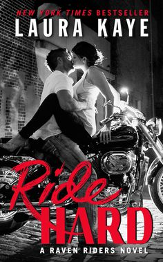 #Capa: RIDE HARD de Laura Kaye | ROCK 'N' ROMANCE