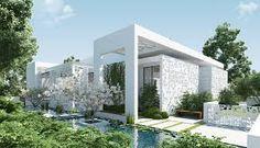 Risultati immagini per zen garden modern