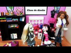 Manualidades para muñecas: Haz útiles escolares en miniatura 4ta parte: Clase de diseño - YouTube
