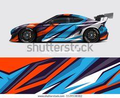 Portfolio di foto e immagini stock di zoulgrpc_wrap05 | Shutterstock Car Wrap, Race Cars, Racing, Minis, Pictures, Drag Race Cars, Running, Auto Racing, Rally Car