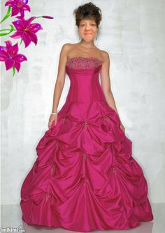 A-Line Ball Gown Princess Strapless Long   Floor-Length Satin Taffeta Prom  Dress 60f67d9a2