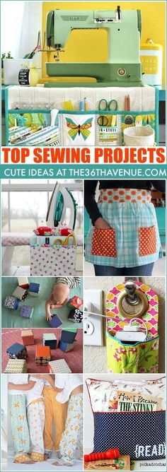 Sewing Projects at the36thavenue.com