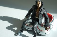Meet Dan Chung, the Man Behind Travi$ Scott's 'Rodeo' Figurine