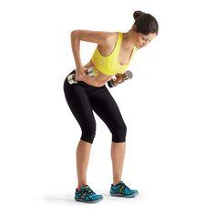 15 min workout! Back fat, bra fat be gone!
